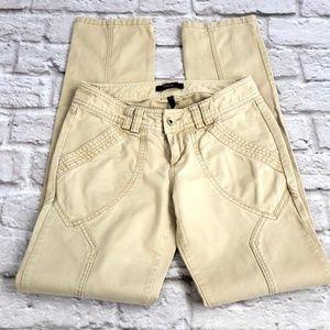 Express Khaki  pants size 0
